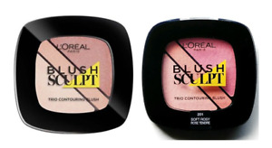 L'Oreal Blush Sculpt Trio Contouring Blush - Choose Shade