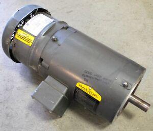Baldor VBM3554T, Spec#35E60W206-C Ac Motor. Hp:1-1/2, Rpm:1725, Frame:145TC