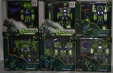 transformers TFC Hercules complete set misb