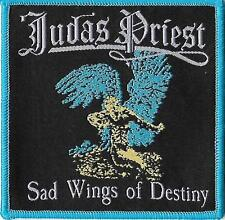 JUDAS PRIEST  Limited edition  - WOVEN SEW ON PATCH - free shipping  !!!