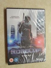 'Robocop' New Sealed DVD Joel Kinnaman Gary Oldman