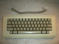 Vintage Apple Macintosh Mac 128K/512K Keyboard M0110 ASIS UNTESTED
