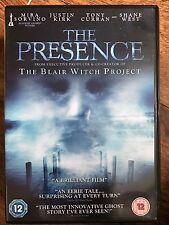 1Mira Sorvino Shane West THE PRESENCE ~ 2009 Supernatural Horror Film UK DVD