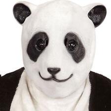 NEU Vollmaske Panda, Latex Pandamaske