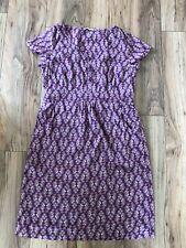Ladies Whitestuff Summer Dress Size 14 L@@K Barely Worn 👀