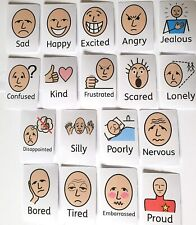 Learning Fun Resources Emotion Flashcards - Autism,
