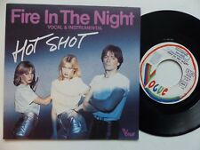 HOT SHOT Fire in the night 101456  Pressage France RRR