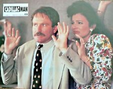 CADILLAC MAN - Robin Williams - SET 8 PHOTOGRAPHIES D'ÉPOQUE LOBBY CARDS (1990)