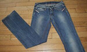 LE TEMPS DES CERISES Jeans pour Femme W 25 - L 34 Taille Fr 34 (Réf #O084)