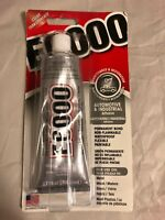 Clear e6000 Glue Multi Purpose Industrial Strength Adhesive 3.7 oz.