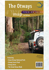 MERIDIAN MAPS 4WD THE OTWAYS TOURING GUIDE 3RD EDITION
