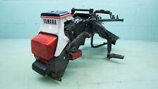 1986 YAMAHA FZR600 REAR FRAME FZR 600 TAILLIGHT SUBFRAME COWL TOOL TRAY *345