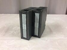 2 pezzi Neuw SIMATIC s7 6es7 321-1bl00-0aa0 Bauj 2009 Digital Input