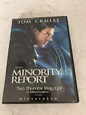 Minority Report (Dvd, 2002) 2 disc set. Wide Screen
