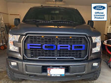 2015-17 FORD F-150 PARAMOUNT RAPTOR STYLE AFTERMARKET GRILLE LETTERS VINYL DECAL