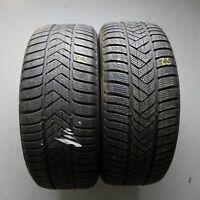 2x Pirelli Winter Sottozero 3 MOE *Winterreifen Runflat 245/40 R19 98V 2016 6 mm