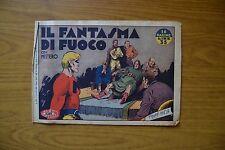 FUMETTO ALBO GIGANTE VICTORY N. 13 5 12 1947 con MISTERO COMPLETO LIRE 35