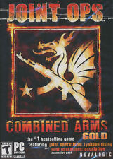 JOINT OPS COMBINED ARMS GOLD Operations US Version 2x PC Games NEW