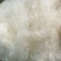 Toy Stuffing Teddy Filling 100% Natural Washed Carded British Wool 25g-1kg