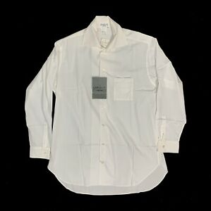 Yohji Yamamoto Pour Homme Robe Blanche Chemise - Taille M