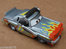 Disney Cars DARRELL CARTRIP WITH HEADSET Loose FIXED EYES