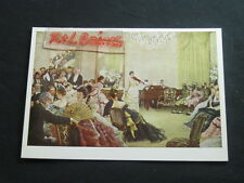 James Tissot, The Concert, Postcard