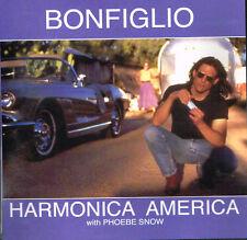 Robert Bonfiglio Harmonica America Phoebe Snow Country & Folk CD BONFIGLIO 2004