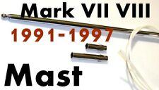 POWER ANTENNA MAST Lincoln MARK VII MARK VIII 1991-1997 BRAND NEW STAINLESS