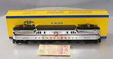 American Models 4872 S Guage PRR GG-1 Electric Locomotive - DC/Scale EX/Box