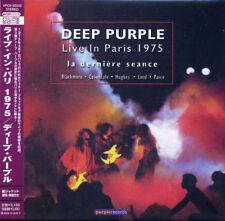 DEEP PURPLE Live In Paris 1975 (2CD) Japan Mini LP CD VPCK-85332