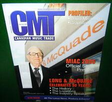 CMT Canadian Music Trade LONG & McQuade History, Moog Little Phatty Product Rev.
