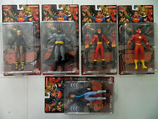 MOC DC IDENTITY CRISIS SERIES 2 COMPLETE SET OF 5! BATMAN/FLASH/BLACK CANARY/NIP
