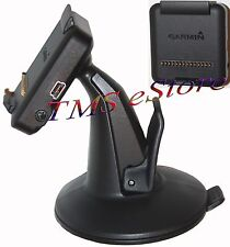Genuine Garmin Dezl 770 770LM 770LMT 770LMTHD Cradle Clip with Suction Cup Mount