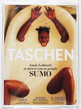 TASCHEN Magazine Spring 2014 - Spanish Ed. - ANNIE LEIBOVITZ, BOSCH, KUBRICK