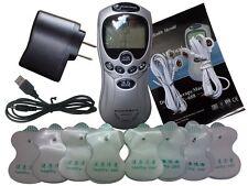 2-wire 8 pads Home Body Relaxation Massage Digital Shiatsu Anti-illness Messager