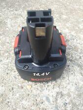 Bosch 14.4v battery 1.2Ah nicd nicad 'o' pack 2 607 335 276, fits PSR 14.4 VE-2