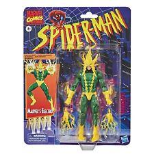 """Marvel Legends 6"""" Spider-Man Vintage Wave 1 - Electro"""