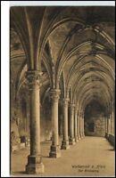 Walkenried Niedersachsen Postkarte 1915 Ansicht Kreuzgang Kirche AK ungelaufen