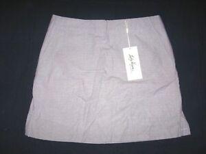 Lady Hagen Royal Purple Oxford Athletic Skort Size 0  Golf Essential NWT