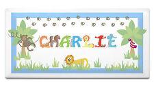 Tafeln und Schilder für Kinder in Blau