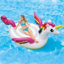 Isola gonfiabile Unicorno galleggiante gigante Intex 57281 mare piscina - Rotex