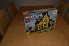 Lego 4996 gelbes Ferienhaus Neu OVP ungeöffnet Creator 3in1/ passt zu 5766