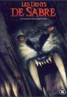 DVD Les dents de sabre Occasion
