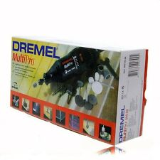 2PC Dremel MultiPro 110V  Power Rotary Tool Grinder Mini Drill Set 5PC Accessory