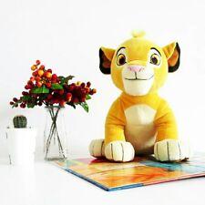 IL RE LEONE SIMBA PELUCHE GRANDE 26 CM pupazzo figure mufasa The Lion King nala
