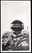 VINTAGE PHOTOGRAPH 1917-25 MT. TAMALPAIS LOOKOUT SAN FRANCISCO CALIFORNIA PHOTO