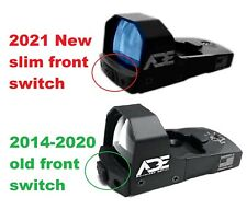 ADE 2021 rd3-006b-1 GREEN Dot Micro Reflex Sight for Optics Ready Pistol red