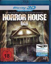 Horror House Box [FSK18] (Real 3D Blu-ray) NEU+OVP