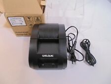 Welquic Small Portable Usb Thermal Receipt Printer Model Zj-5890F