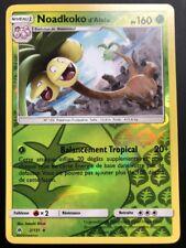 Carte Pokemon NOADKOKO 2/131 Rare REVERSE Soleil et Lune 6 SL6 FR NEUF